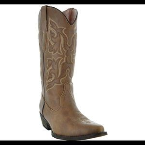 0540 Country Love Pointed Toe Women's Cowboy